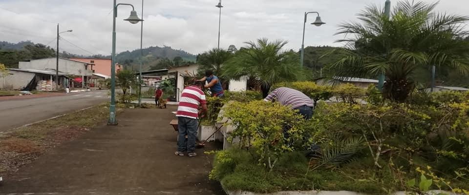 LIMPIEZA DE LA CIUDADELA 16 DE JULIO