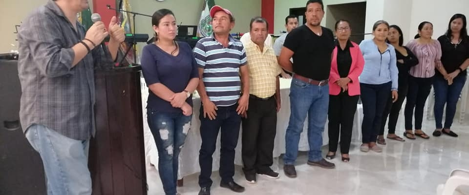 ASAMBLEA GENERAL DE CONFORMACIÓN DE SISTEMA DE PARTICIPACIÓN CIUDADANA Y CONTROL SOCIAL.